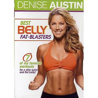 Denise Austin - beste Bauch Fett-Blaster [DVD] USA import