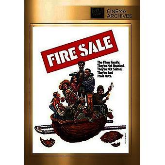 Fire Sale [DVD] USA import