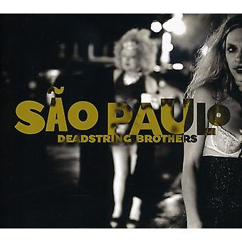 Deadstring Brothers - Sao Paolo [CD] USA import