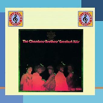 チェンバース ・ ブラザーズ - グレイテストヒッツ [CD] アメリカ インポートします。