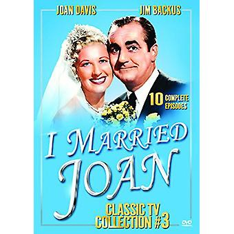 I Married Joan Classic TV Collection 3 [DVD] USA import
