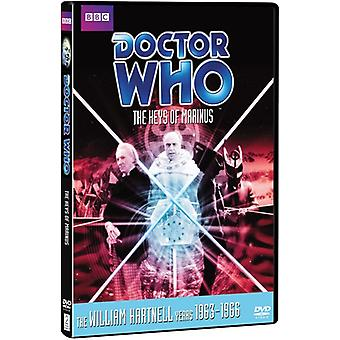 Doctor Who - Doctor Who: Keys of Marinus EP. 5 [DVD] USA import