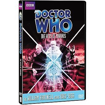 Doctor Who - Doctor Who: Toetsen van Marinus EP. 5 [DVD] USA importeren