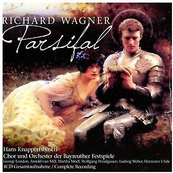 R. Wagner - Richard Wagner: Parsifal [CD] USA import