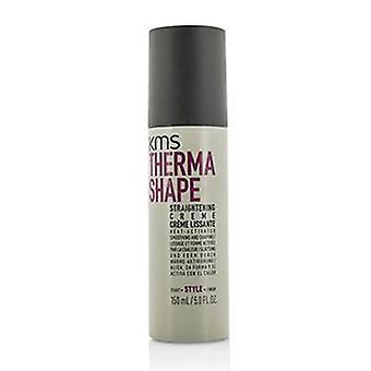 KMS California Therma shape rechttrekken Creme (Heat-geactiveerde smoothing en shaping)-150ml/5oz