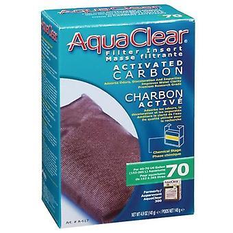 Aquaclear suodatin lisää toimia. Carbon 70