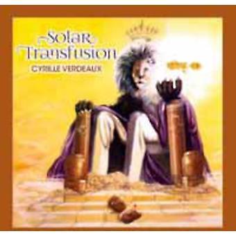 Clearlight - Solar Transfusion [CD] USA import