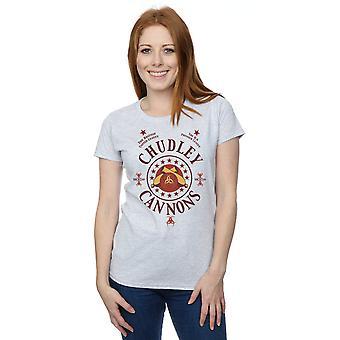 Harry Potter kobiet Kuta armat Koszulka z Logo
