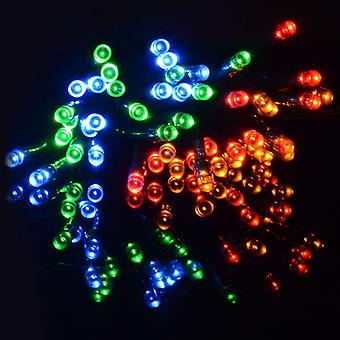 String Chaser Lights White or Multi Coloured LED Garden Party Christmas Outdoor