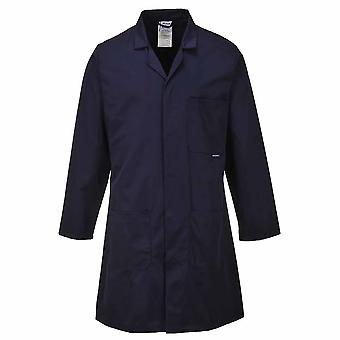Portwest - Workwear Howie Standard Lab - Medical-Food Prep Coat Polycotton