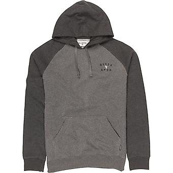 Billabong Vagabond Pullover Hoody en gris oscuro Heather