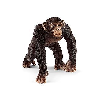 Schleich vilde chimpanse mand