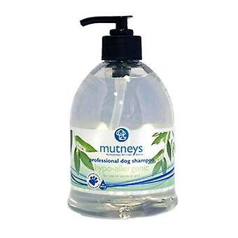 Mutneys Furry Hypo-Allergenic Gentle Professional Dog Grooming Shampoo, 5L