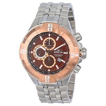 Invicta Pro Diver 12357 rustfrit stål Chronograph Watch