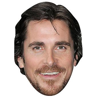 Christian Bale naamio