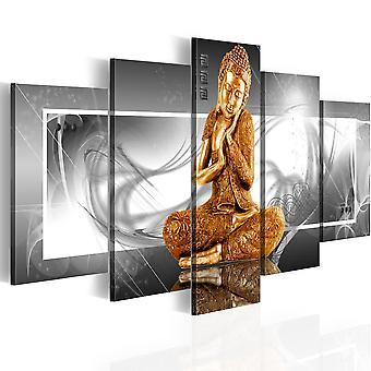 Quadro - Preghiera buddista