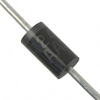 ON Semiconductor Schottky rectifier SB5100 DO 201AD 100 V Single