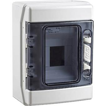 IDE CDN4PT/RR CDN4PT/RR Switchboard cabinet Surface-mount No. of partitions = 4 No. of rows = 1