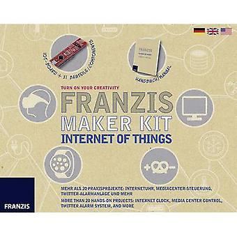 Maker kit Franzis Verlag Maker Kit Internet ting 65316 14 år og over