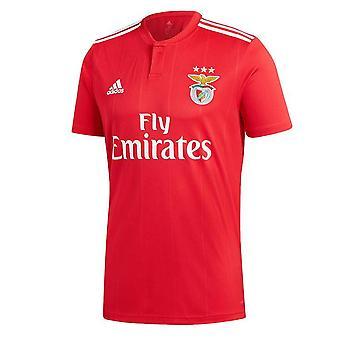 2018-2019 Benfica Adidas hjem fotball skjorte