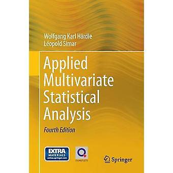 Tillämpad multivariat statistisk analys av Wolfgang Karl HardleLeopold Simar