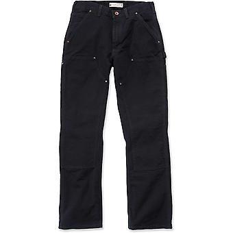 卡哈特双前工作服裤子