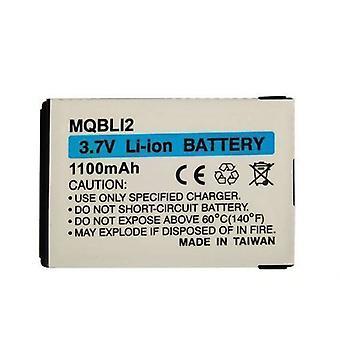 Bateria de íon de lítio Technocel padrão para Motorola QA30 dica