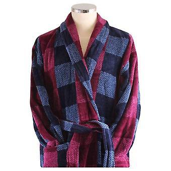 Bown de Londres Chester Mens luxe coton égyptien velours robe