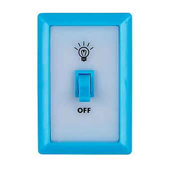 TRIXES Children's LED Switch Night Light Blue Christmas Stocking Filler