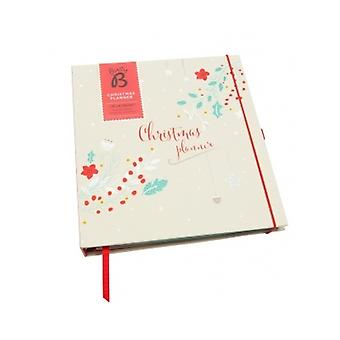 Busy B 5 Year Christmas Gift, Card and Meal Planner