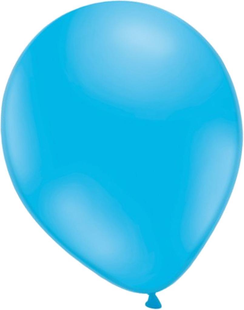 Ballonger Ljusblå 25-pack.