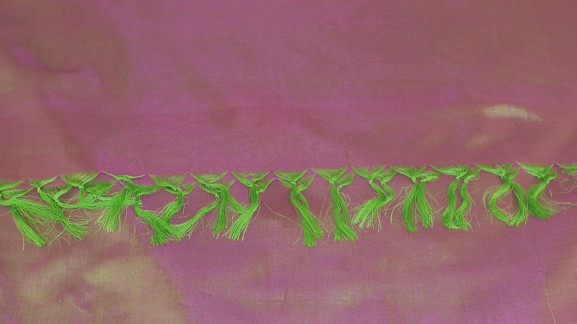 Varanasi Silk Long Scarf Heritage Range Saurav 8 by Pashmina & Silk