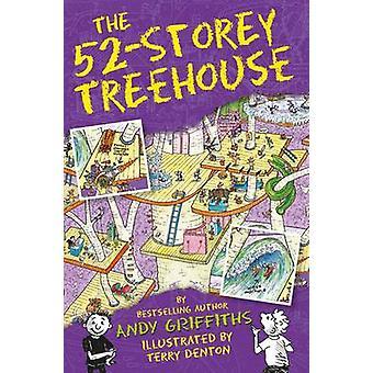 La casa del árbol 52 pisos (principal mercado Ed.) por Andy Griffiths - Terry D