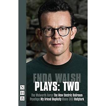 Enda Walsh spiller - to af Enda Walsh - 9781848424227 bog