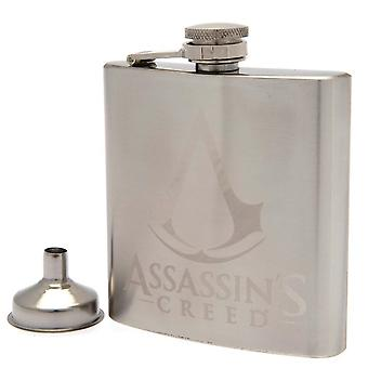 Assassins Creed Stainless Steel Hip Flask