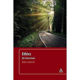 Etik - en överblick av Robin Attfield - 9781441182050 bok