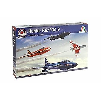 Italeri Hawker Hunter F Mk 6/9