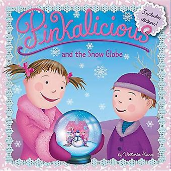 Pinkalicious och snowjordklot