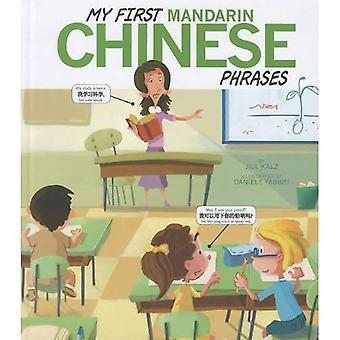 Ma premières Phrases de chinois Mandarin