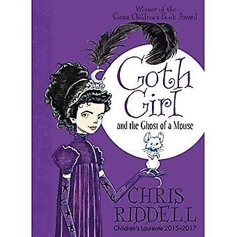 Goth meisje en the Ghost of een muis