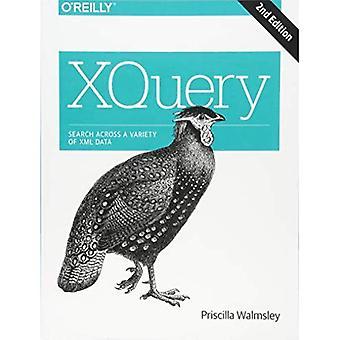 XQuery: Etsi eri XML-tietoja