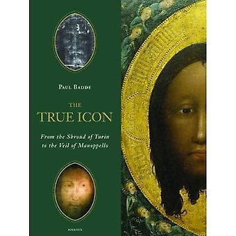Sanna ikonen: Från duken i Turin till slöjan av Manoppello