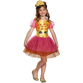 Shopkins Kookie Cookie kostuum voor kinderen