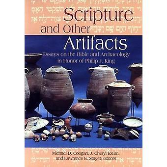 L'écriture et autres essais d'artefacts sur la Bible et l'archéologie en l'honneur de Philip J. King par Coogan & Michael D.