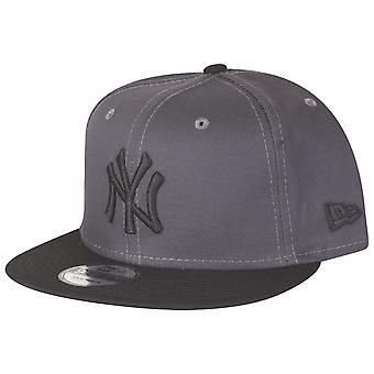 New Era 9Fifty Snapback Cap-NY Yankees graphite