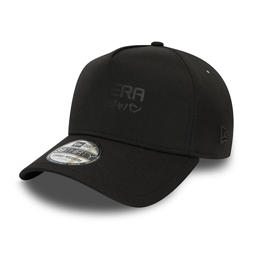 New Era Tech Seam 39Thirty Cap ~ New Era black
