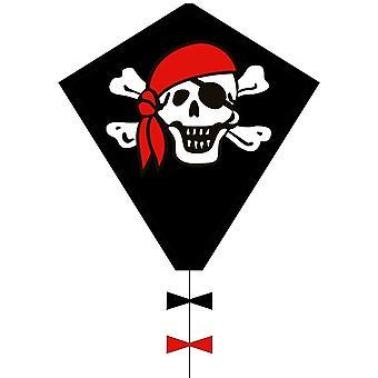 "HQ drakar Eddy Jolly Roger 20 ""Diamond Kite"
