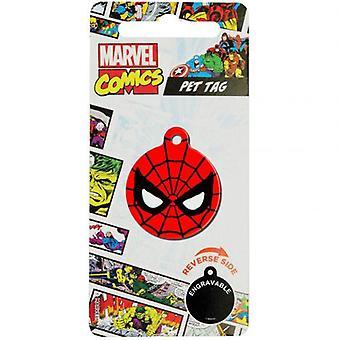 DC Comics Pet Tag Spider-Man