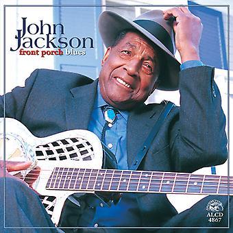 John Jackson - Front Porch Blues [CD] USA import