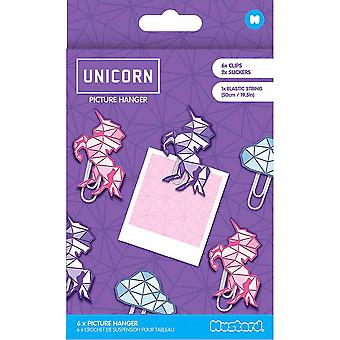 Unicorn Picture Hangers